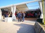 Un año más, nuestra infraestructura en Sitges 6